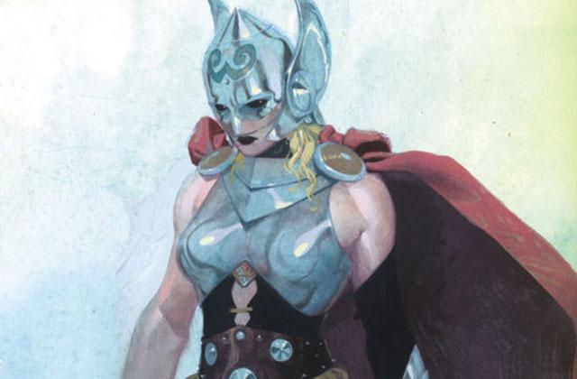 La nouvelle Thor répond à ses détracteurs sexistes (et ça fait mal)