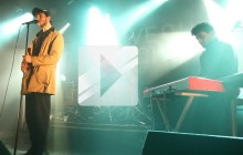 Oscar and The Wolf joue « Princes » en live