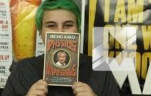 PODCAST — Chronique Livre#13: «La physique de l'impossible» de Michio Kaku