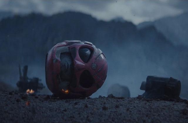 Les Power Rangers de retour dans un court-métrage apocalyptique