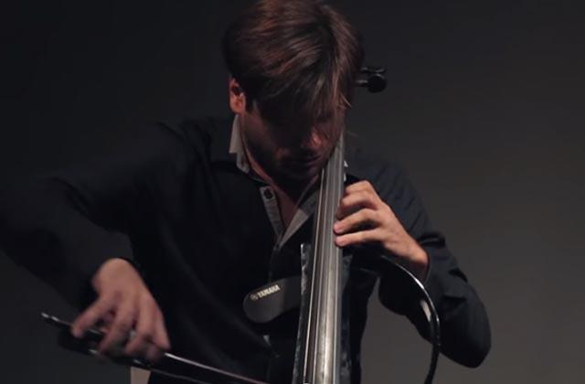 «Smells like teen spirit» de Nirvana joliment repris au violoncelle