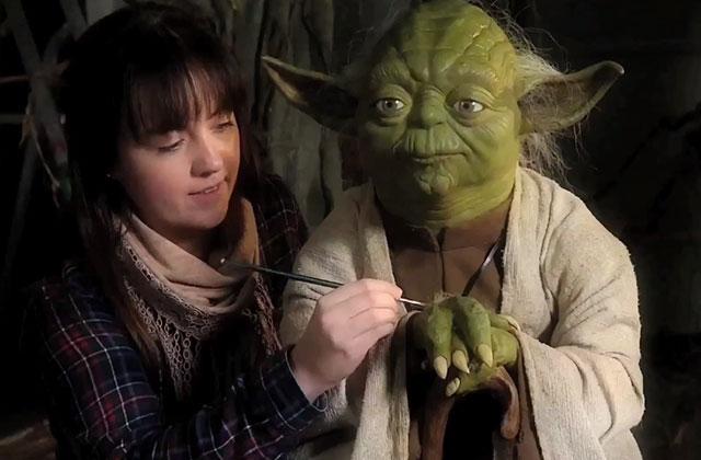 Star Wars fait son entrée chez Madame Tussauds !