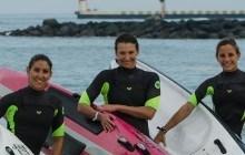 Stéphanie, championne de sauvetage côtier, et les «Rameuses de l'extrême» – Portrait