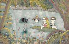 « De la tarte au citron, du thé et des étoiles », un petit livre d'une fantaisie éclatante