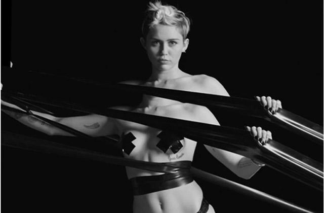 « Tongue Tied », le court métrage érotique de Miley Cyrus, exclu de la compétition du NYC Porn Festival