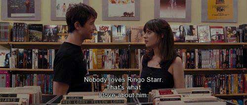 500 days of summer ringo starr