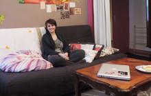 Dans l'appart' de… Juliette, étudiante en sociologie à Saint-Étienne