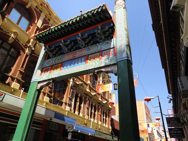 australie-melbourne-chinatown