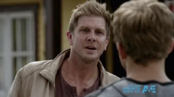 Bates Motel saison 3 Caleb