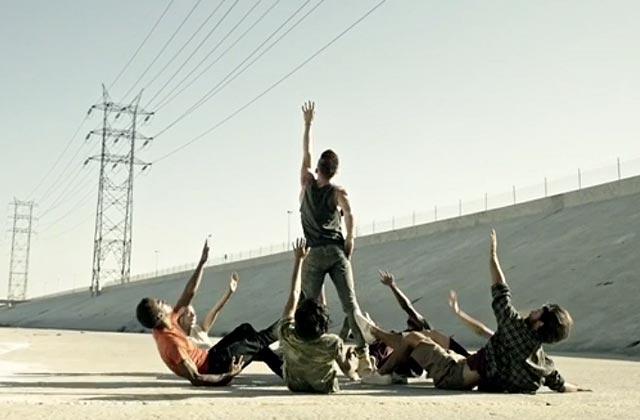 Benjamin Millepied sort «Hearts and Arrows», un court-métrage tourné à Los Angeles
