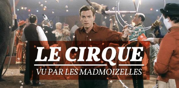Le cirque vu par les madmoiZelles