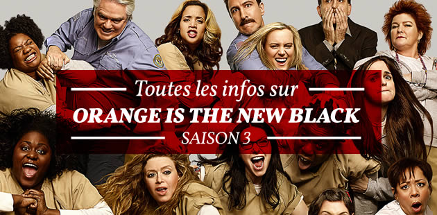 Orange is the New Black saison 3 a une date de diffusion !