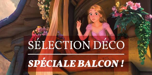 Sélection déco — Spéciale balcon!