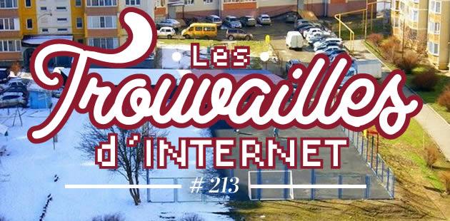Les trouvailles d'Internet pour bien commencer la semaine #213