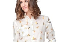 La chemise Kamasutra de Gkero sur MonShowroom — WTF Mode