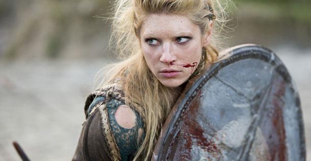 Lagertha De Vikings Katheryn Winnick Les Fantasmes De La Redac