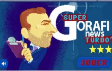 Le Super Gorafi News Turbo, un jeu vidéo de qualité