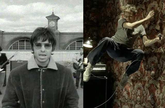 Blur VS Oasis — Les guerres musicales #2