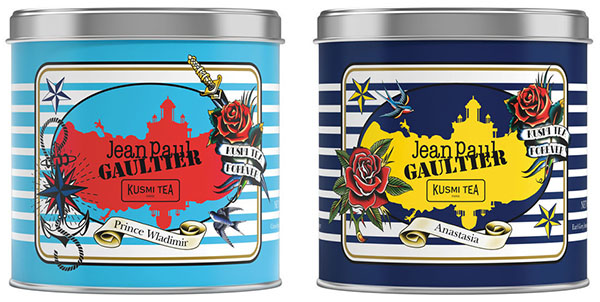 jean paul gaultier kusmi tea