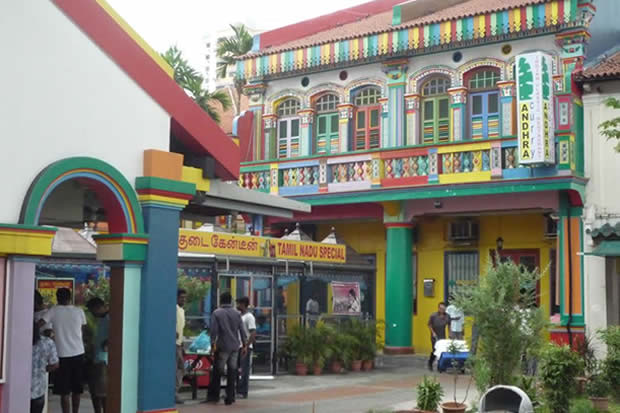 little india maison singapour