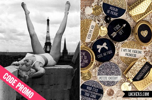 Locher's Paris offre 15€ de réduction aux madmoiZelles !