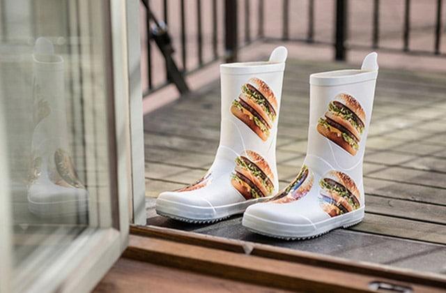 Mc Donald's lance une collection dédiée au Big Mac — WTF Mode