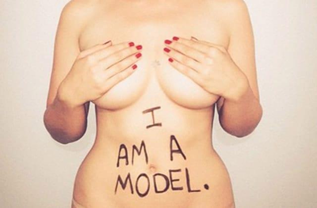 La mannequin «grande taille»… qui refuse d'être considérée comme telle