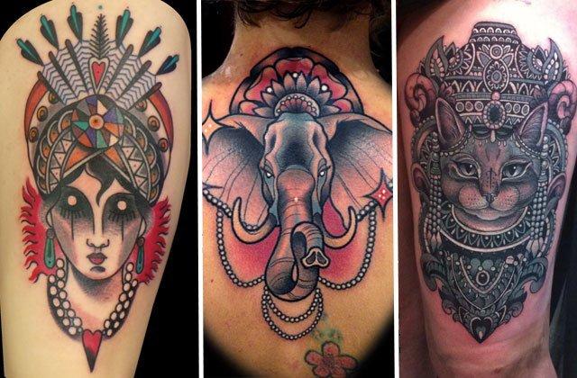 Le Mondial du Tatouage 2015 en 10 artistes à découvrir #2