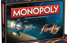 Un Monopoly Firefly, pour les vrais fans de la série
