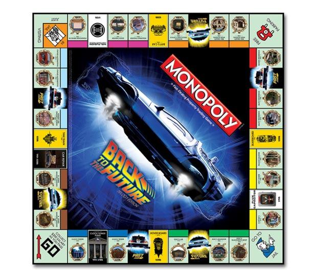 monopoly-retour-vers-le-futur-plateau