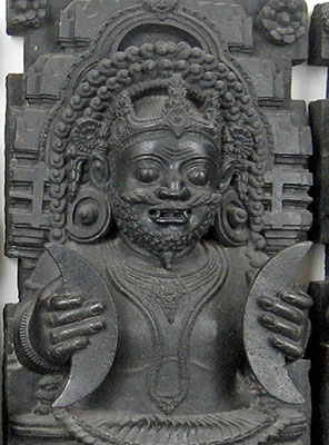 mythes-eclipse-rahu-statue