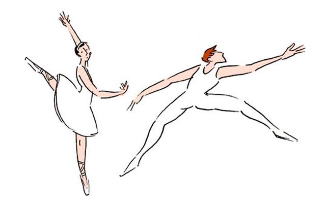 L'Opéra de Paris vu par Cy. en dessins