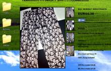 Le pantalon imprimé Bill Murray d'O Mighty — WTF Mode