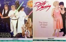 Une (autre) maison de retraite fait son calendrier avec des films cultes
