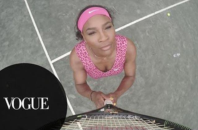 Serena Williams refait le clip de «7/11» de Beyoncé