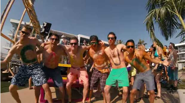 spring break anthem lonely island