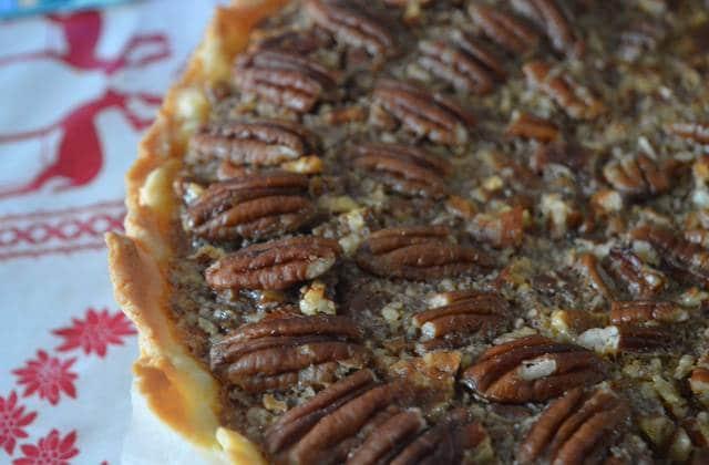 La tarte aux noix de pécan — Recette croquante