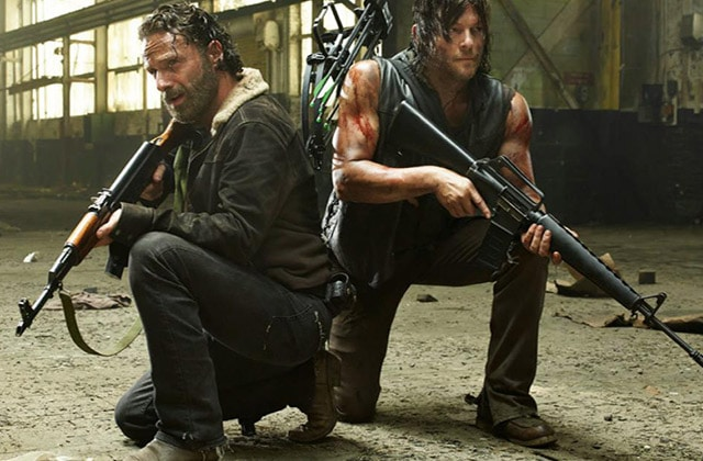 The Walking Dead saison 5 résumée par TV Show Time