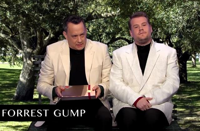 Tom Hanks résume toute sa filmographie en six minutes (et avec humour)