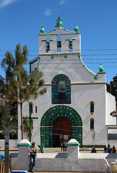 San Juan Chamula église