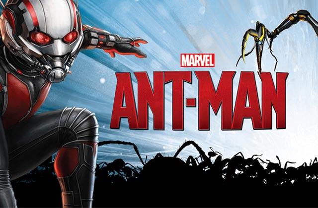«Ant-Man » fait sa promotion avec de minuscules panneaux d'affichage