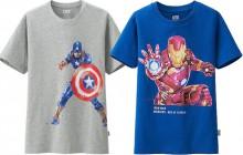 «Avengers 2 : l'ère d'Ultron» a sa collection de t-shirts chez Uniqlo!