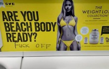 «Are you beach body ready», l'affiche sexiste, jugée «non offensante »