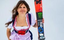 Coline Ballet-Baz, 22 ans, skieuse freestyle — Portrait