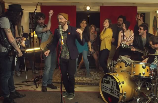 Les Franglaises et le Comité des Reprises reprennent «Are You Gonna Be My Girl» de Jet