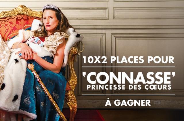 Concours — 10×2 places à gagner pour «Connasse, Princesse des coeurs»!
