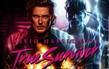 David Hasselhoff dévoile « True Survivor », son nouveau clip WTF