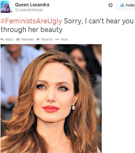 feminist angelina