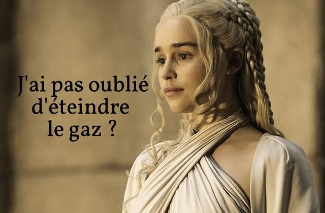 Game of Thrones S05E01 — Le récap (rigolo)