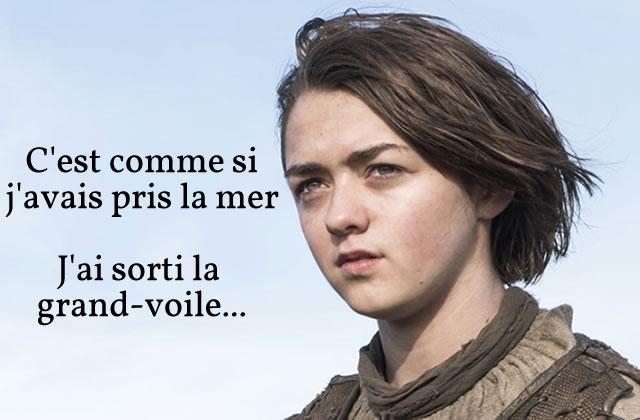Game of Thrones S05E02 — Le récap (rigolo)